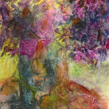 Exhibition: Out of the Quiet Places, at blue-ginger Gallery: 10th May – 2nd July 2017