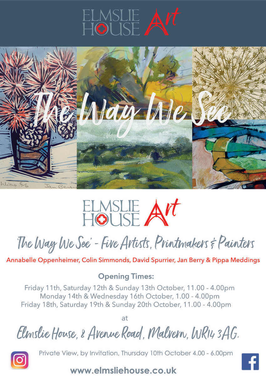 Elmslie House - The Way We See Exhibition