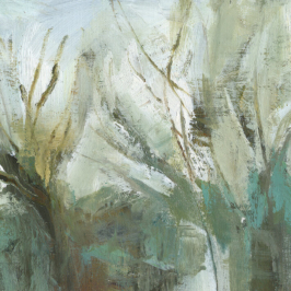 Trees and Mist - by Pippa Meddings