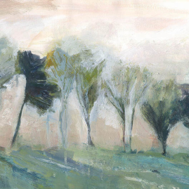Windbreak 2, Little Malvern - by Pippa Meddings