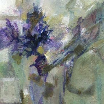 Hyacinths by a Window